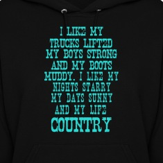 CCG- Country Life Hoodie
