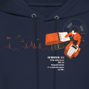 HoneyPlay316 Hoodies - Men's Hoodie
