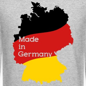 Made in Germany Long Sleeve Shirts - Crewneck Sweatshirt