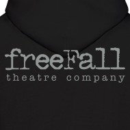 Design ~ freeFall Logo Men's Hoodie
