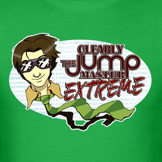 The Jumpmaster Extreme!
