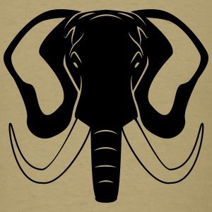 Elephant T-Shirts - Men's T-Shirt