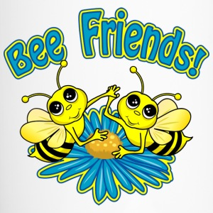 Bee Friends Bottles & Mugs - Travel Mug