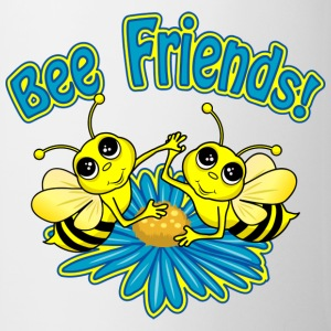 Bee Friends Bottles & Mugs - Coffee/Tea Mug
