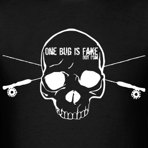 One Bug's Jolly Roger - Men's T-Shirt