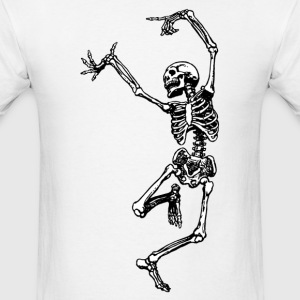 Skeleton - Men's T-Shirt