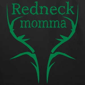 redneck_momma_with_antlers Bags & backpacks - Eco-Friendly Cotton Tote