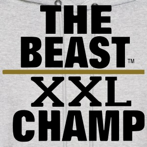 THE BEAST XXL CHAMP Hoodies - Men's Hoodie