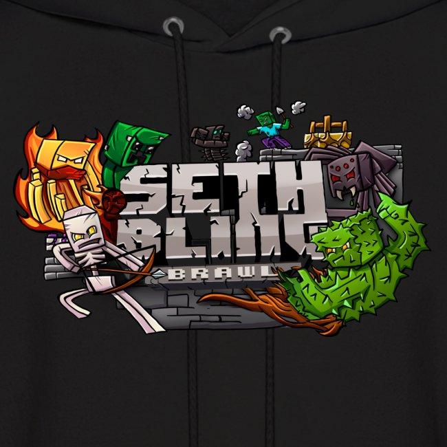 SethBling: Brawl (Hoodie)