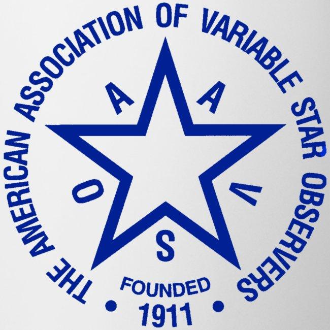 AAVSO Logo Mug
