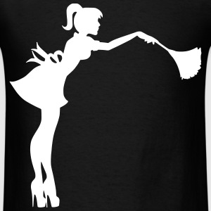 Pin Up Maid T-Shirts - Men's T-Shirt