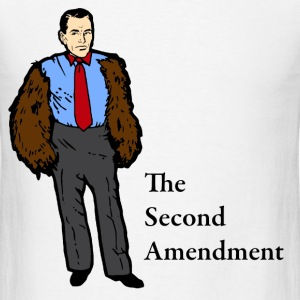 The Second Amendment - Men's T-Shirt