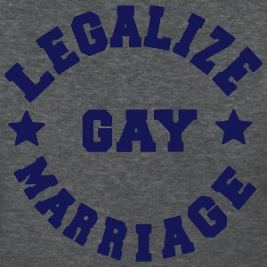 LEGALIZE GAY MARRIAGE Women's T-Shirts - Women's T-Shirt