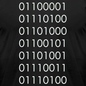atheist in Binary Code