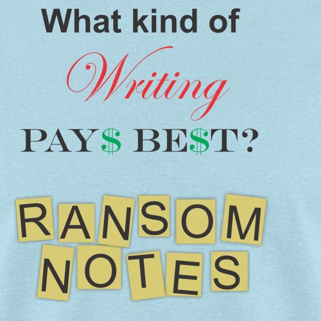 ransom notes