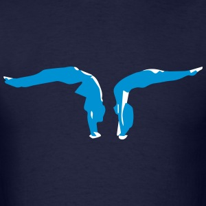 Body Move Handstand PT / OT Shirt T-Shirts - Men's T-Shirt