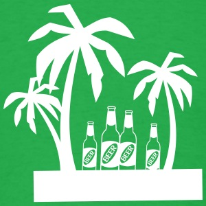 Malle,Mallorca,party,drinking,holidays,crew, alk T-Shirts - Men's T-Shirt