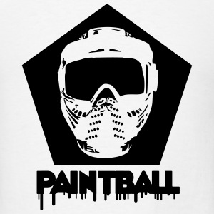 Paintball,paintball mask,marker,paint ball gun, T-Shirts - Men's T-Shirt