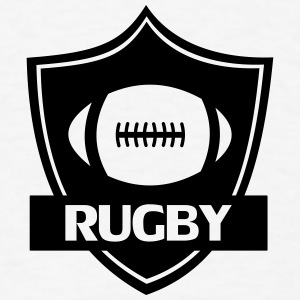 rugby,football,ball,sport,american football,sports T-Shirts - Men's T-Shirt