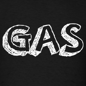 GAS WHITE T-Shirts - Men's T-Shirt