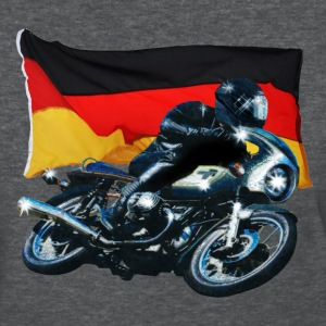 German Flag & Biker Women's T-Shirts - Women's T-Shirt
