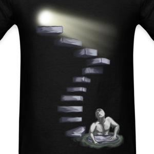 12 Steps - Men's T-Shirt