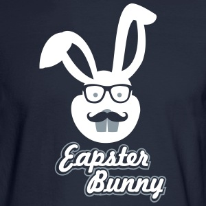 Eapster Bunny - Men's Long Sleeve T-Shirt