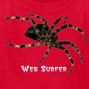 Creepy Spider Insect Kids' Shirts - Kids' T-Shirt