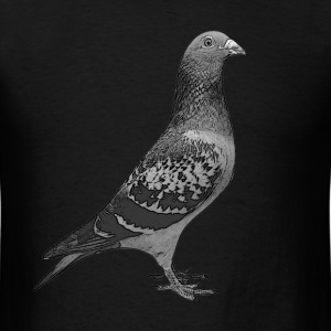 Pigeon - Men's T-Shirt
