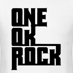 ONE OK ROCK LOGO (Black) T-Shirts