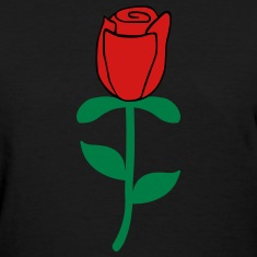 Rose Women's T-Shirts