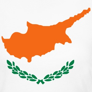Flag of Cyprus Long Sleeve Shirts - Women's Long Sleeve Jersey T-Shirt