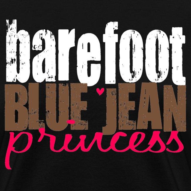Barefoot Blue Jean Princess Tee