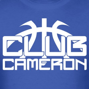 Club Cameron - Men's T-Shirt
