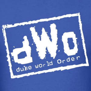 Duke World Order - Men's T-Shirt
