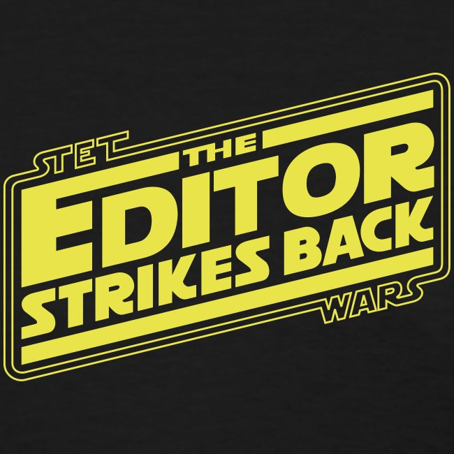 The Editor Strikes Back