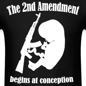The 2nd Amendment T-Shirts - Men's T-Shirt