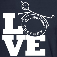 LOVE Occupational Therapy Long Sleeve Shirts