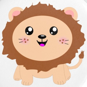 Cute cartoon Lion Buttons - Small Buttons