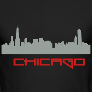 Chicago Long Tee - Men's Long Sleeve T-Shirt by Next Level