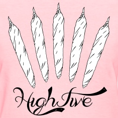 High Five Women's T-Shirts