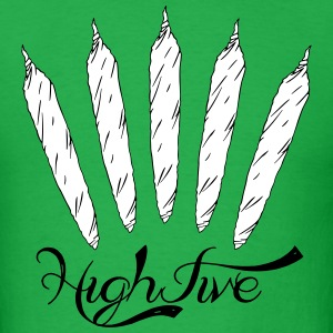 High Five T-Shirts - Men's T-Shirt