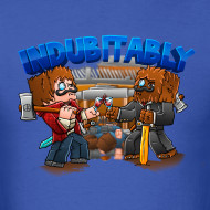 Design ~ Indubitably T-Shirt (M)
