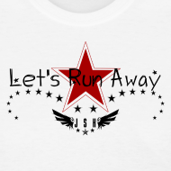 Design ~ Let's run away#6.1-b