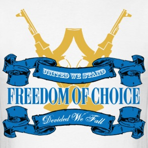 freedom - Men's T-Shirt