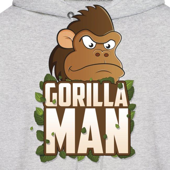 Gorilla Man Hoodie