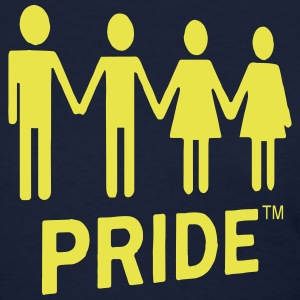 Pride To Be Gay Women's T-Shirts - Women's T-Shirt