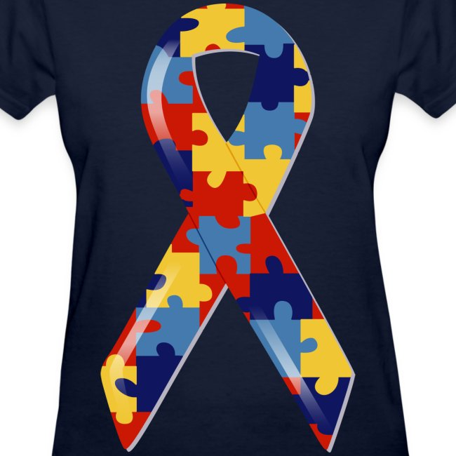 Autism Awarness Ribbon