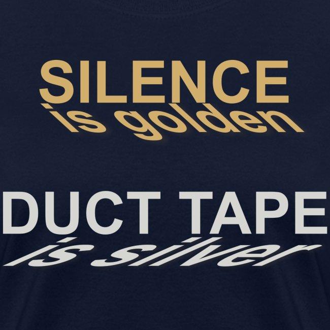 silence golden f