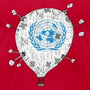 United Nations T-Shirts - Men's T-Shirt by American Apparel